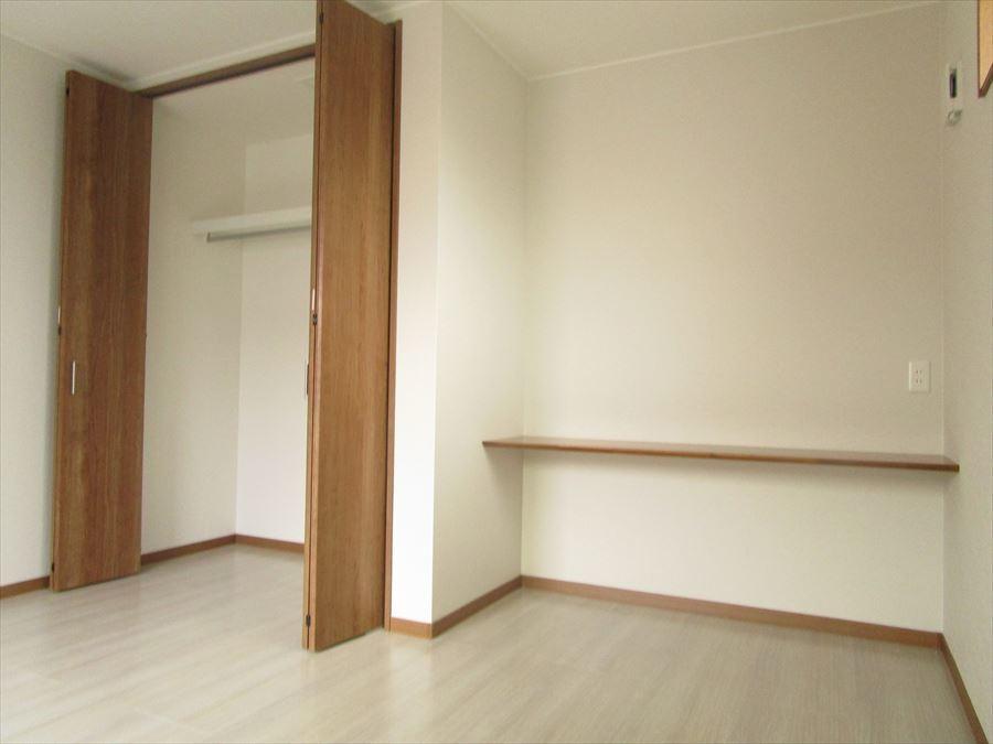 寝室や子ども部屋など、用途に合わせてご利用の幅は無限大♪