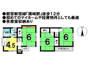 江戸川区西篠崎2丁目