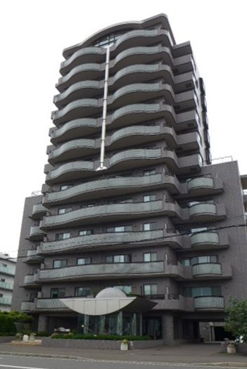 【外観写真】 グラン・エスセーナ旭ヶ丘 札幌市中央区南十四条西18丁目の中古マンションです。