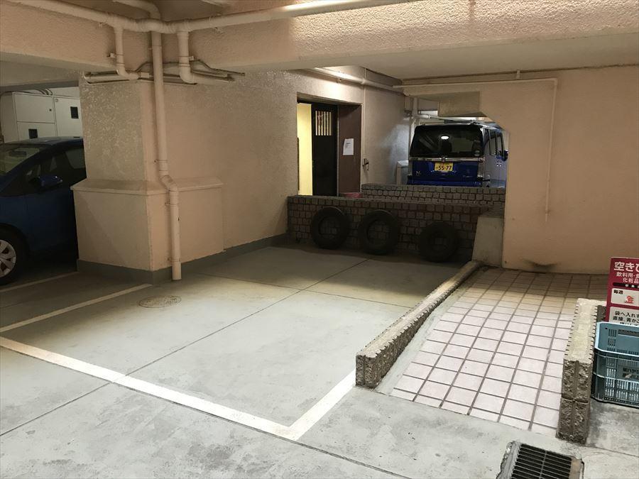 9月4日現在、駐車場空いています!是非お問い合わせ下さい!