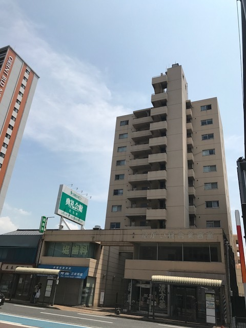 【外観写真】 コンドミニアム三萩野1101号室