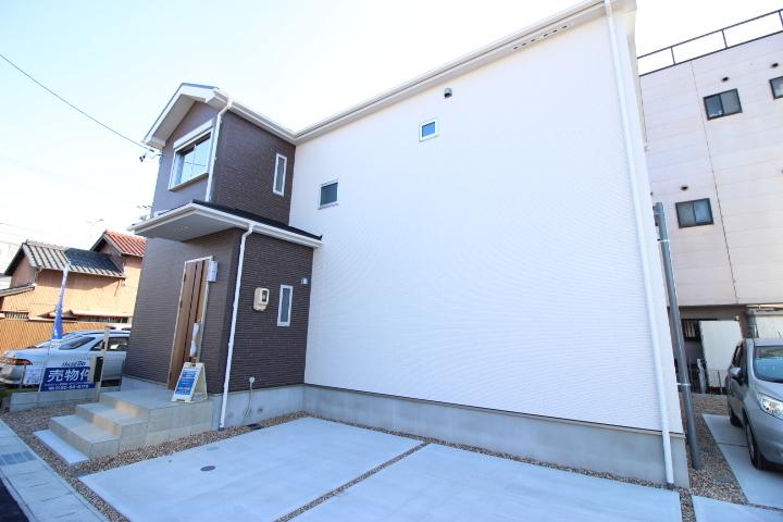 【外観写真】 住宅ローンを主体にした住まいにおける資金計画をシュミレーションを元にご提案します。