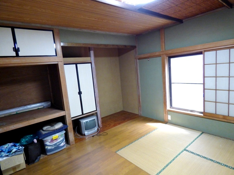 1階:和室