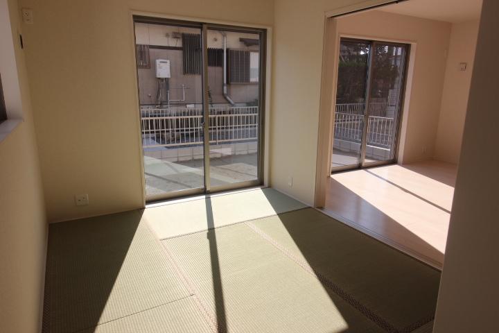 工事中の模様 ハウスドゥ!知多・常滑店では工事中の模様を工事過程ごとに撮影してご案内しています。