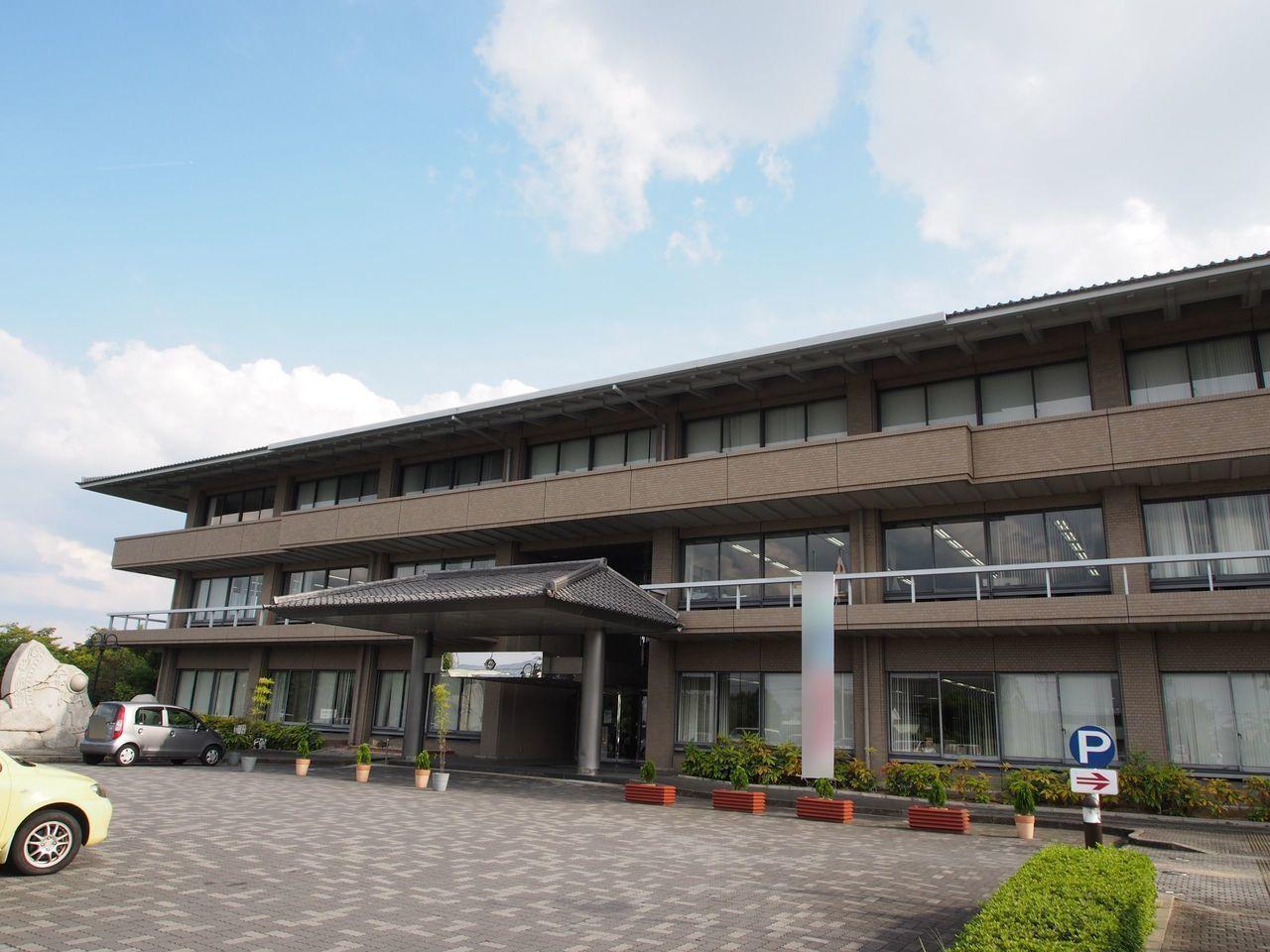 【役所】田原本町役場