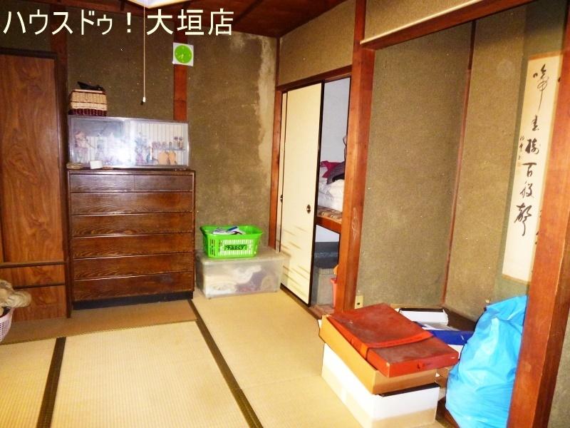 和室があるのでお布団でお休みしたい方には嬉しいですね。