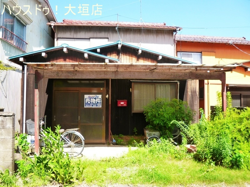 北大垣駅徒歩5分と通勤通学に便利です。