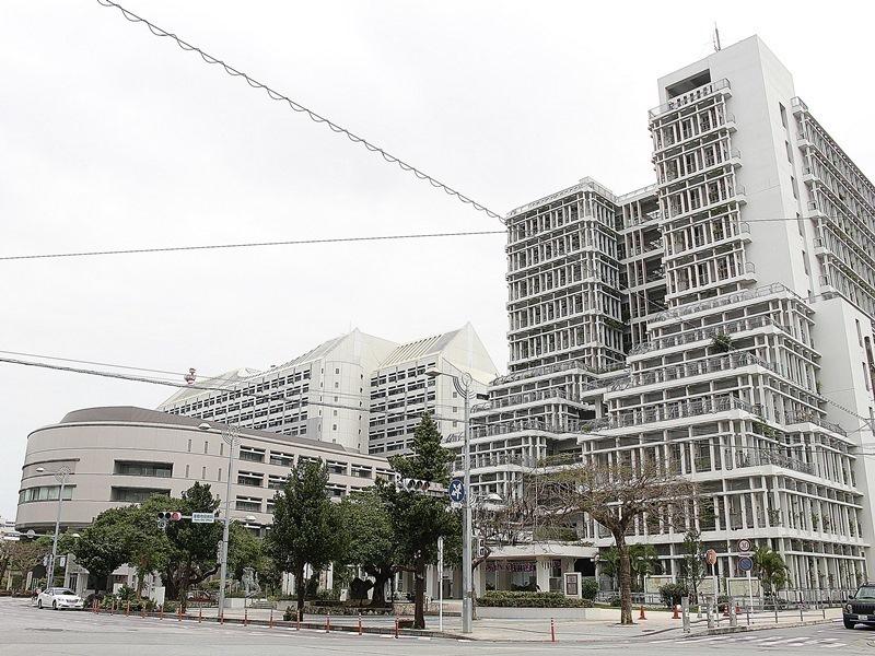 【役所】那覇市役所