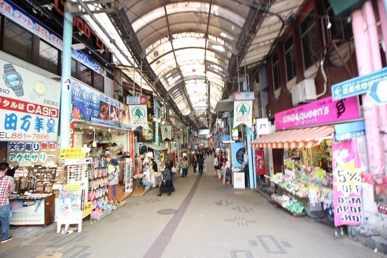 【ショッピングセンター】平和通り商店街