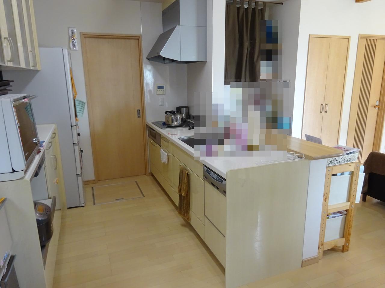 キッチン周辺写真◎◎