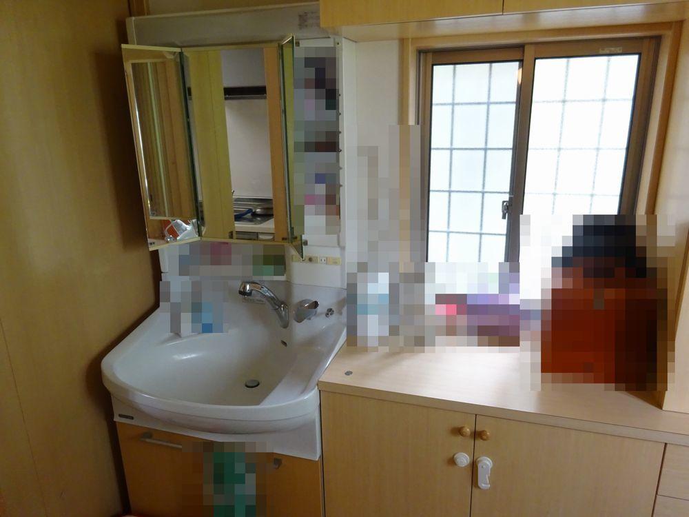 洗面脱衣室スペース◎◎