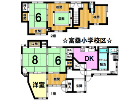 鳥取市行徳3丁目
