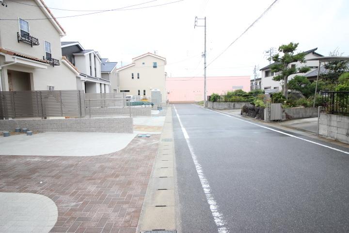 前面道路6.0m