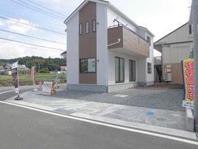 【外観写真】 富士宮市小泉の、 戸建新築物件です。