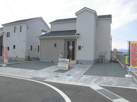 【外観写真】 富士宮市小泉の 戸建新築物件です。