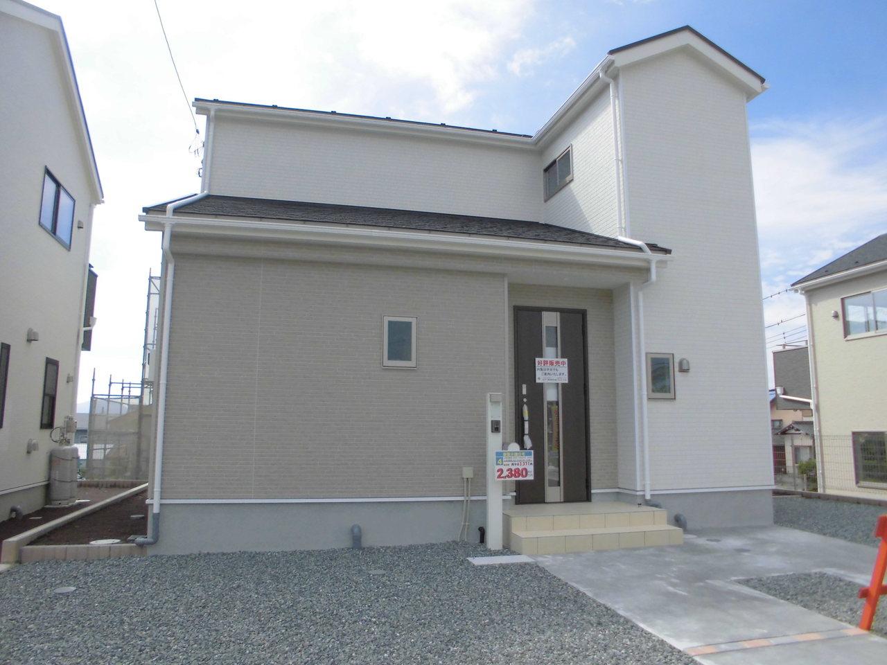 富士宮市小泉の 戸建新築物件です。