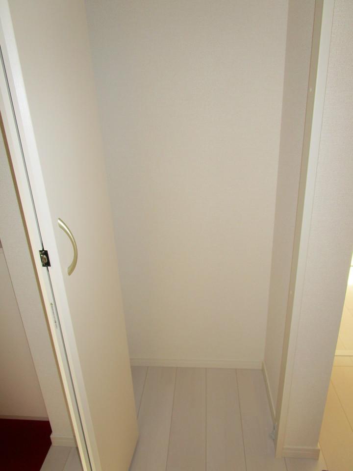 うれしい玄関収納で持ち出しやすいところに片付けれます