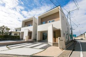 彦根市古沢町の新築一戸建ての画像