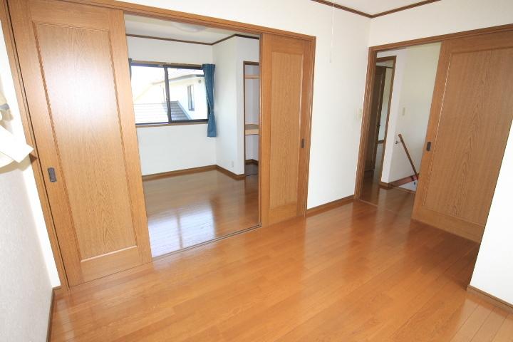 2階洋室①②