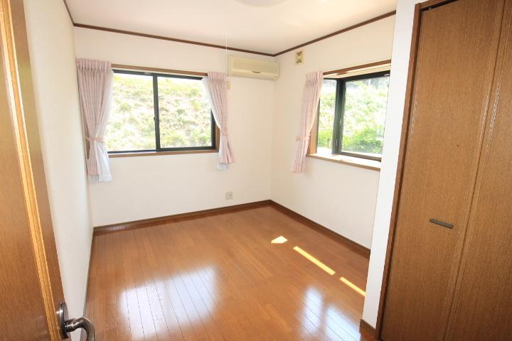 2階洋室③