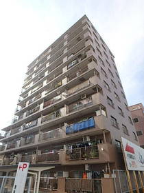 【外観写真】 8階所在の為、眺望良好!