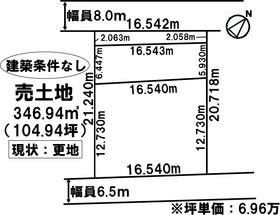 北海道苫小牧市青葉町1丁目 JR室蘭本線(長万部・室蘭~苫小牧)[青葉]の売買土地物件詳細はこちら