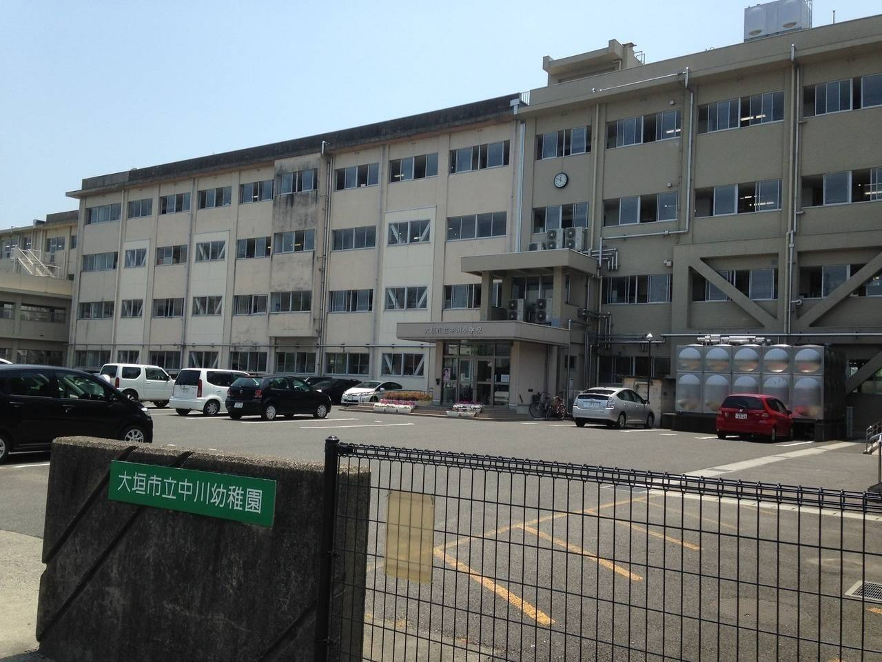 【小学校】中川小学校