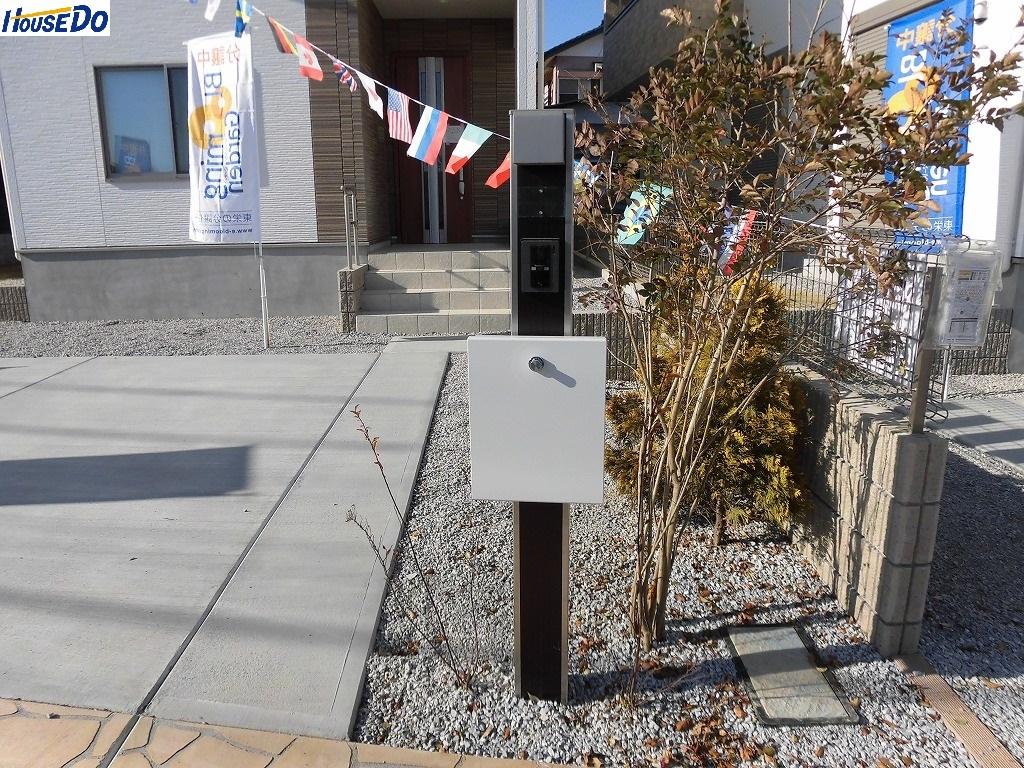 2017.12.7撮影 久喜市本町1丁目新築分譲住宅です。カースペース2台可能です。