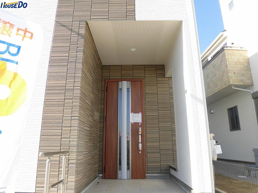 久喜市本町1丁目新築分譲住宅です。カースペース2台可能です。