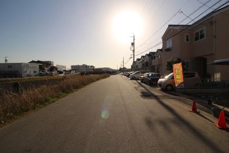 ☆前面道路☆
