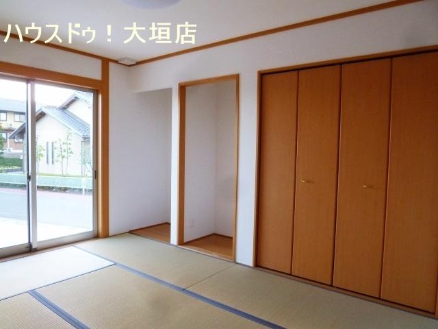 独立した和室は客間や寝室など多用途にお使い頂けます。