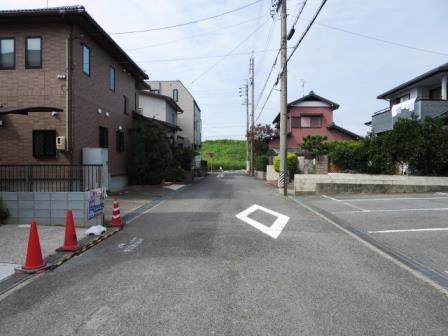 ☆幅約6mの前面道路☆