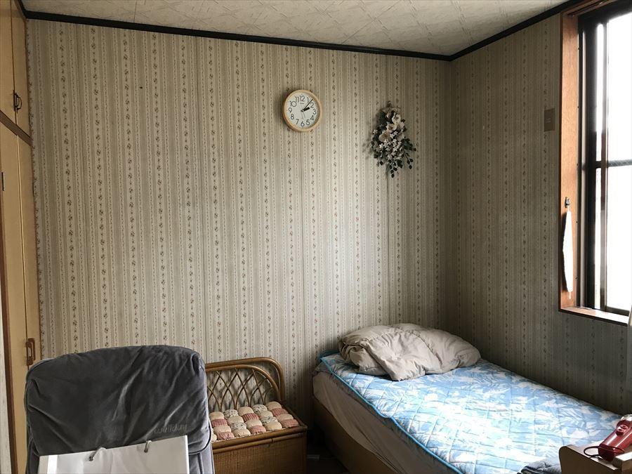 居室は全部で5つ!大家族はもちろん、親戚や友達も泊まりに来られます(^^)