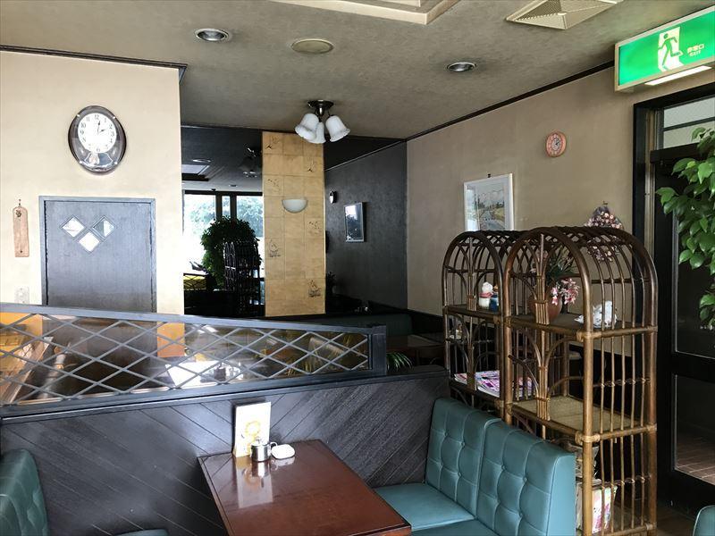 喫茶スペースです。