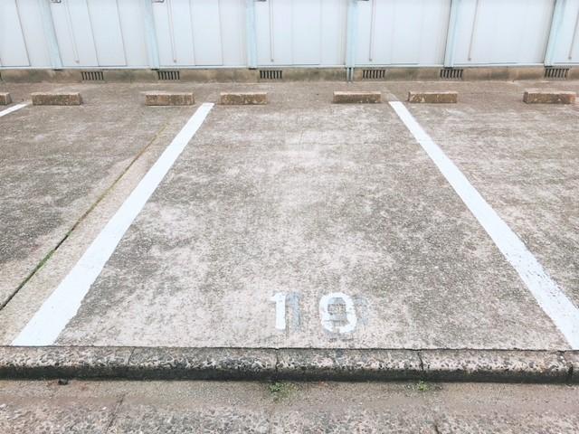 駐車場No10