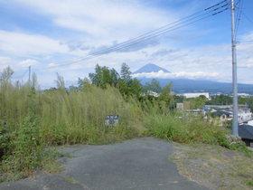 【外観写真】 富士宮市大中里の、 売土地です。