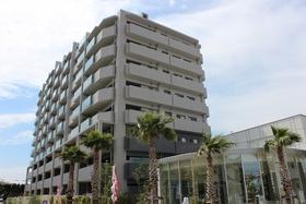 【外観写真】 知多市大草 中古マンション 専有面積:69.33㎡ 10階建ての6階部分です。