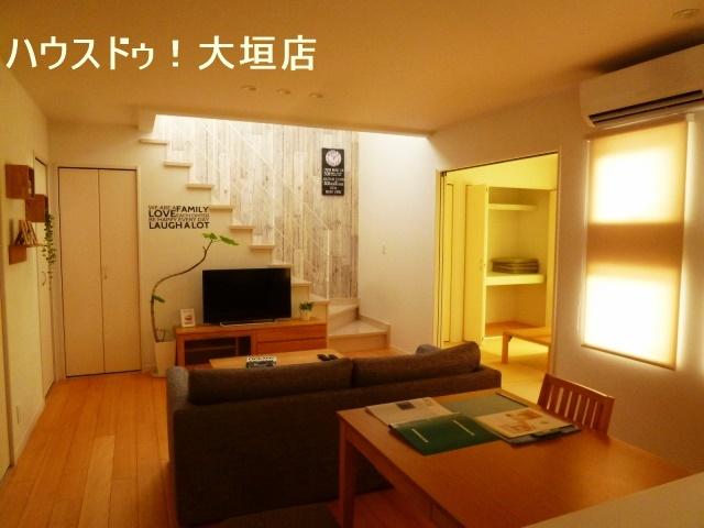 和室と合わせると22帖の広々空間に。