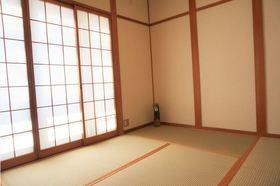 和室6帖 ゲストルームとしても、憩いの場としても使えます