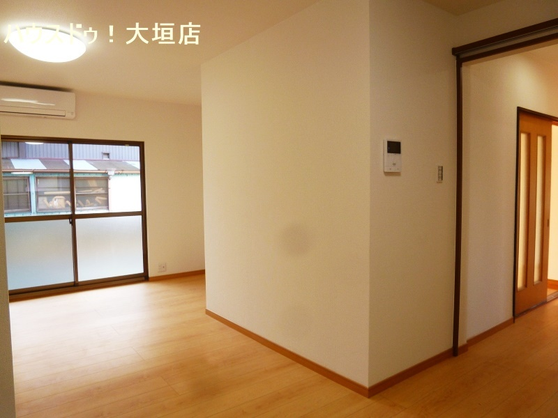 6室の洋室が備わり、2世帯住宅も可能ですね。