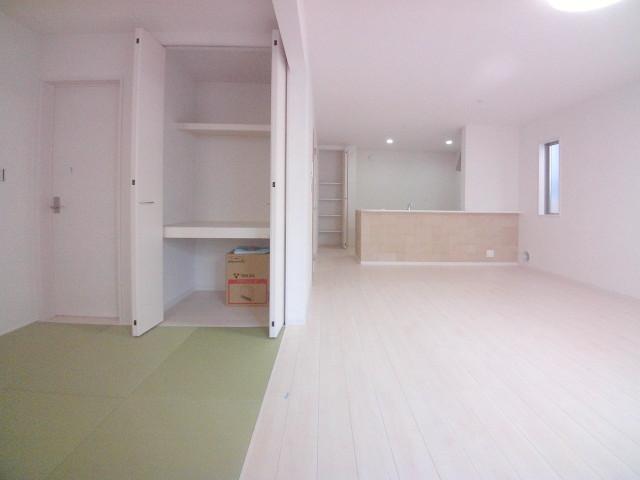 同社施工の室内イメージ
