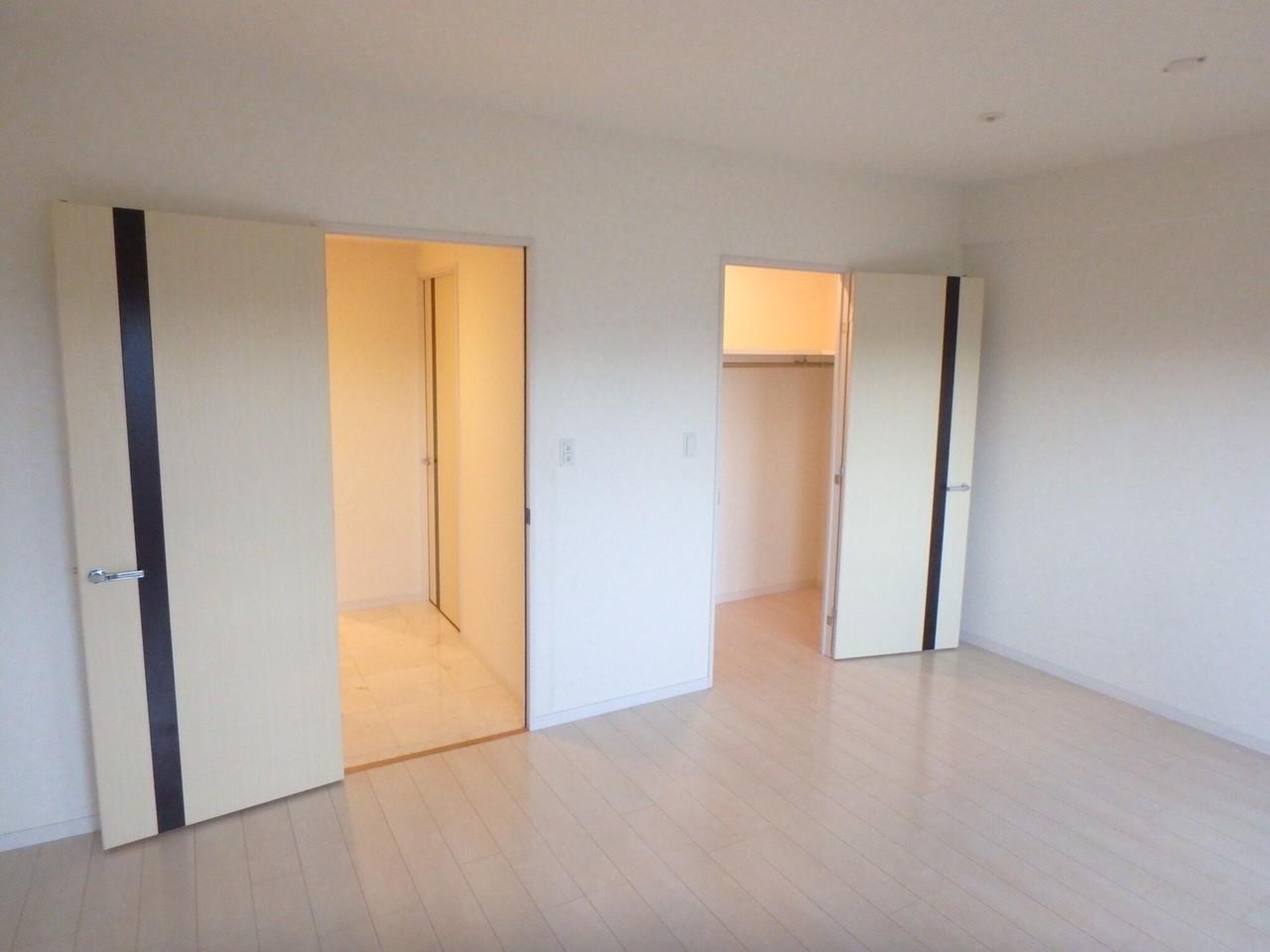 明るい洋室は子供部屋としての利用はもちろん書斎や趣味のお部屋にも対応できます。