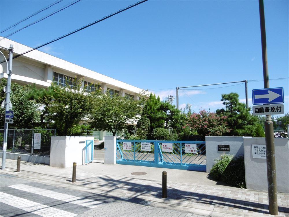【中学校】名古屋市立桜田中学校