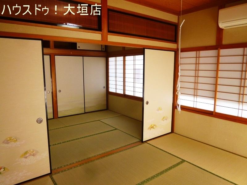 和室が備わり寝室や客間にお使い頂けます。