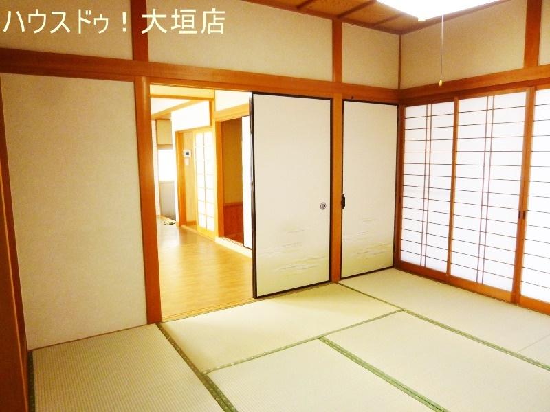 それぞれの和室が独立できるので、家族の成長に合わせてお使い頂けます。