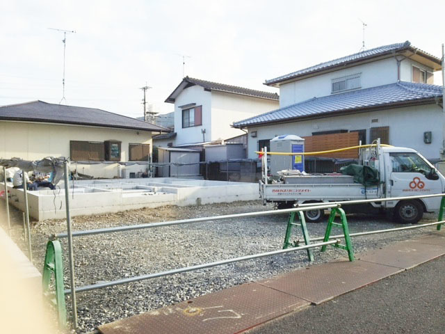 【外観写真】 小倉南区中貫1丁目♪2×4工法、天井高2.7m♪