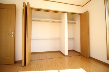 ☆2階居室 収納☆