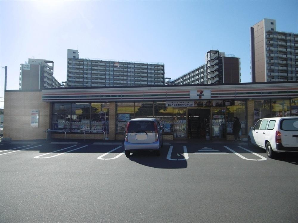 【コンビニ】セブンイレブン名古屋木場町店