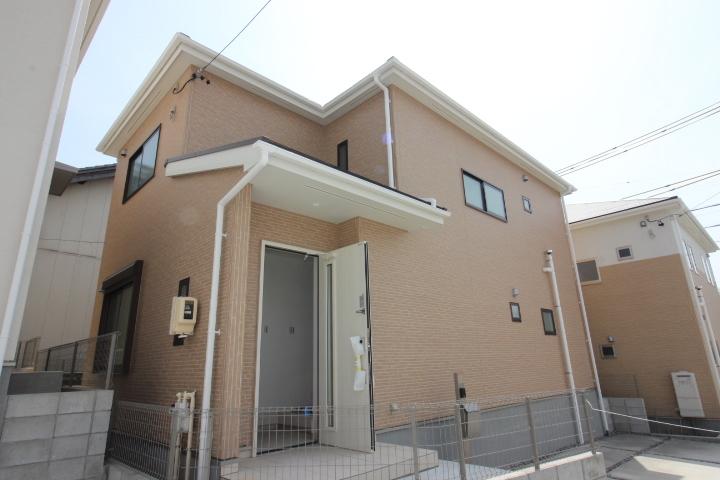 【外観写真】 新築戸建 知多市新知字脇島