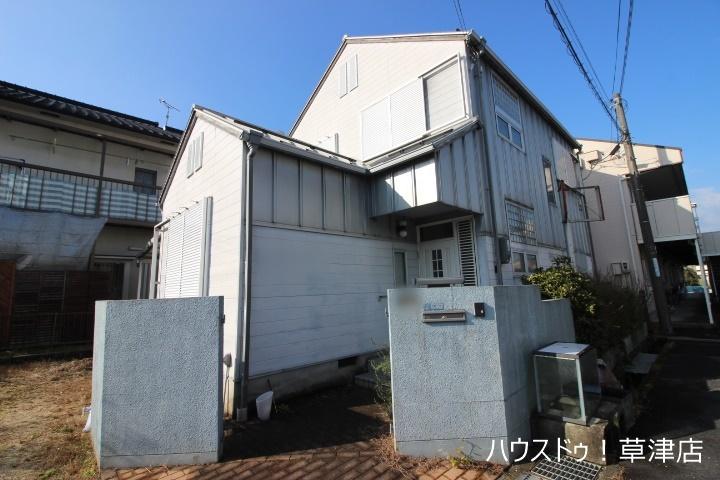 JR草津駅まで徒歩約10分の距離になります。